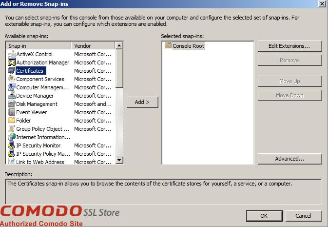 SSL Export into Windows Server - 3