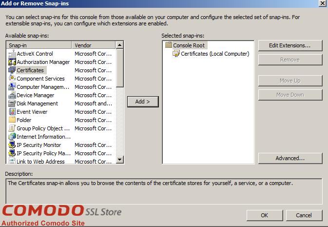SSL Export into Windows Server - 6