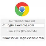 HTTP Google Chrome