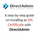 Install SSL with Directadmin