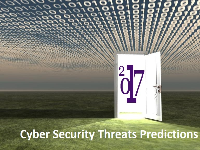 2017 Cyber Security Threats Predictions