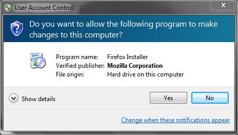 Verified Publisher - Code Signing