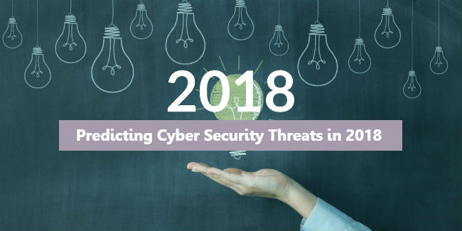 2018 Predicting Cyber Security Threats