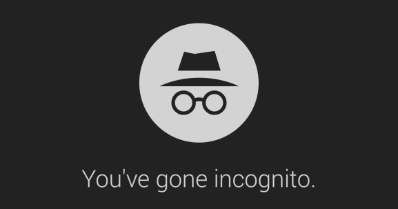Incognito Window Chrome
