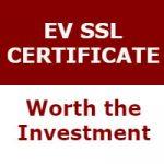 EV SSL Worth Investment