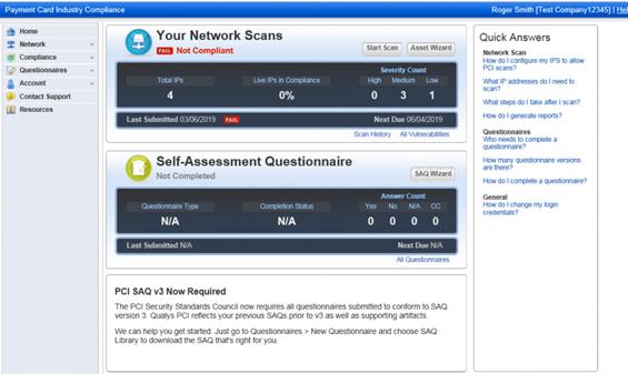 HackerGuardian PCI Scan Compliance for Enterprises at Low Price