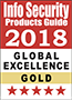 Info Security 2018 Gold