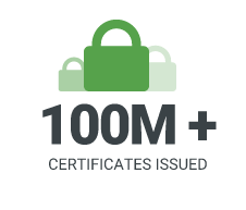 Comodo CA - 100 million certificates issued