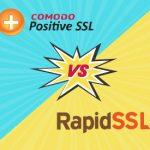 comodo positive ssl vs rapidssl