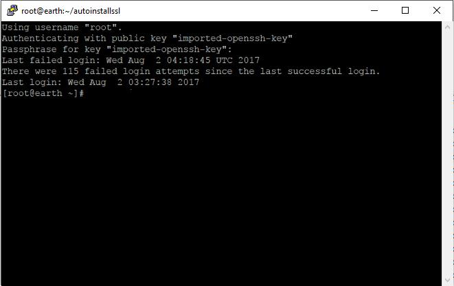How To Install A Wildcard SSL Certificate On Nginx | Comodo SSL ...
