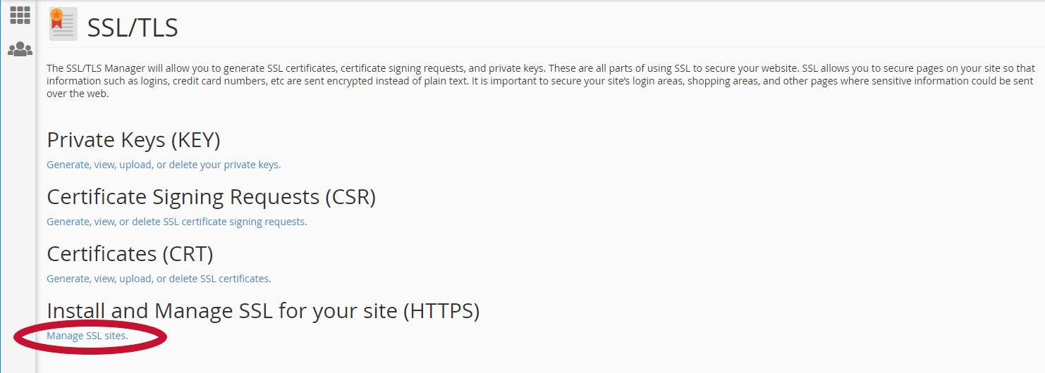 Graphic: How to install Comodo SSL in GoDaddy