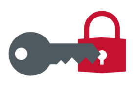 Graphic: Comodo SSL certificate private key (256 bit SSL encryption)