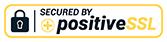 Graphic: PositiveSSL site seal